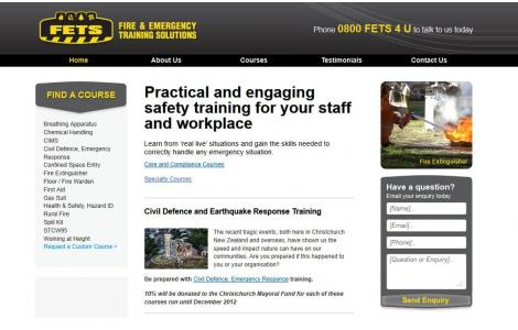 Fire and Emergency Training Services